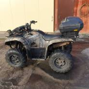 Yamaha Grizzly 550, 2012