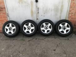 "Колеса Диски с шинами Volkswagen Touareg r17. 7.5x17"" 5x130.00 ET55"