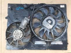 Вентилятор радиатора Audi Q7 Porsche Cayenne Volkswagen Touareg