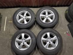 "№3812 Комплект зимних колес из Японии [Baikalwheels]. 6.5x16"" 5x114.30 ET38"