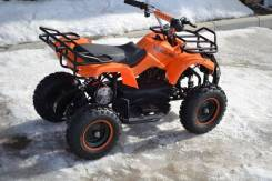 Детский электроквадроцикл MotoLand ATV ZR8 (машинокомплект) ! Мототека, 2019