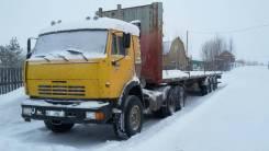 КамАЗ 54115, 2008