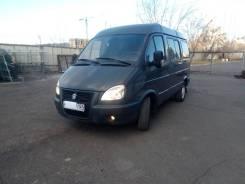 ГАЗ 2752. Продается грузо-пассажирский фургон, 2 900куб. см., 1 000кг., 4x2