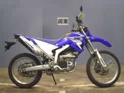 Yamaha WR 250R, 2008