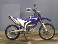 Yamaha WR 250R, 2012