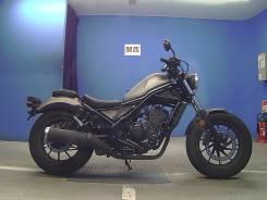 Honda REBEL250, 2017