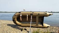 Badger Duck Line. 2010 год, длина 4,00м., двигатель без двигателя, 30,00л.с., бензин
