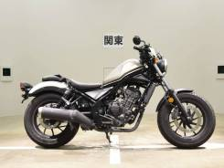 Honda REBEL250, 2017