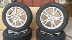 Зимний комплект колёс на Audi Q3 (6,5x17/5x112D54.1 ET33)