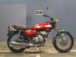 Kawasaki 500SS, 2001