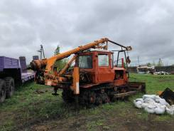 БМ-305А на базе трактора ДТ-75, 2005