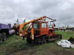 ВгТЗ ДТ-75. БКМ БМ-30А на тракторе ДТ-75 ДС4