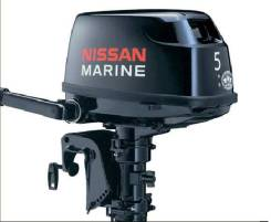 Лодочный мотор Nissan Marine 5