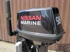 Лодочный мотор Nissan Marine 9.8