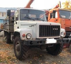 ГАЗ с БКМ-317-01, 2007