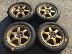 205/55 R16 Bridgestone VRX литые диски 5х100 (L29-1604)