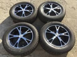 215/60 R16 Bridgestone Revo2 литые диски 5х114.3 (L29-1606)