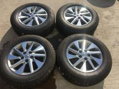 215/65 R16 Bridgestone Revo GZ литые диски 5х114.3 (L29-1608)
