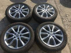 205/55 R17 Dunlop RV504 литые диски 5х114.3 (L29-1701)