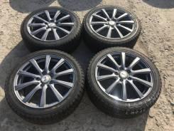 215/45 R17 Goodyear Ice Navi Zea2 литые диски 5х114.3 (L29-1702)