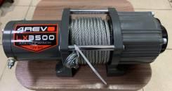 Лебедка для квадроцикла 4REVO S3500-A 12В со стальным тросом
