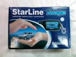 Автосигнализация star line b9 с автозапуском новая