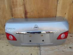 Крышка багажника контрактная Nissan Bluebird Sylphy KG11 0040