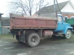 ПТС ГАЗ 3307 бортовой, самосвал