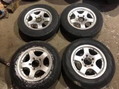 Литьё на 16 5*139,70. Suzuki Jimny Escudo Lada Niva