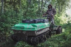 Мотобуксировщик РОСТИН БК-15 (комплектация стандарт) ! Мототека !, 2019