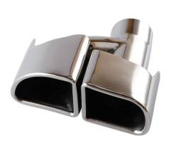 Насадка на глушитель Porsche Panamera turbo 60/240 пара