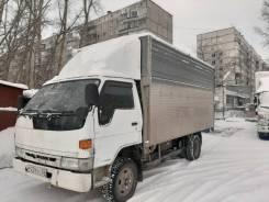 Toyota Dyna. Продам грузовик Hino(Тойота Дюна) 3т. кат B, 4 100куб. см., 3 000кг., 4x2
