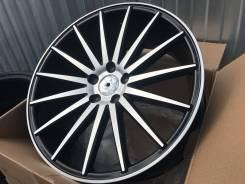 Новые литые диски Vossen VFS-2 -120 R18 5/112 BFP