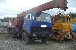 Челябинец. Автокран МАЗ Ивановец 14 тонн 1989 год, 10 000куб. см., 14,00м.