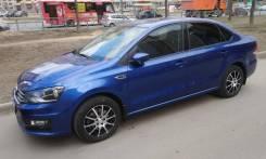 Новые литые диски SKAD Акита на Skoda Rapid, Fabia, VW Polo R15