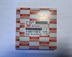 Кольца поршневые Hitachi 6HK1-T / 6HK1 / 4HK1 Original