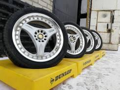 Составная Ковка RAYS Volk Racing C-Ultra 5х100 + Pirelli P7 215-45-17