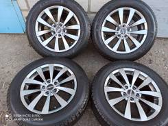 Комплект дисков темный хром Motech R18 на BMW