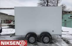 "Прицеп - фургон изотермический ""NikSen"""