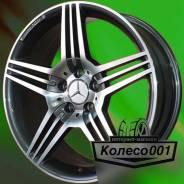 Новые литые диски Mersedes -2858 R19 5/112 GMF