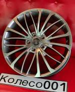 Новые литые диски Toyota -1952 R19 5/114.3 HB