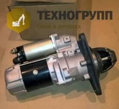 Komatsu PC400-6. Стартер 600-813-6510