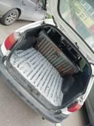 Toyota Caldina. Без водителя