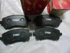 Колодки передние TRW Subaru Forester SF5 '97-'02 Отправка ТК