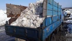 Вывоз снега самосвалом 3000тонны 5 кб/м 700 р/ч