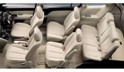 Модельные чехлы для сидений Mazda Mpv 2 c 1999-2006