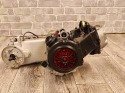 Двигатель 125сс для китайских мотоциклов и скутеров 1P57 / QMG