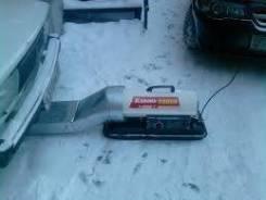Запуск отогрев авто в мороз