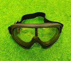 Мото очки , производство Тайвань, безразмерные
