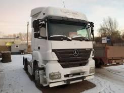 Mercedes-Benz Axor. Тягач Mercedes Axor 2543 (ленивец), 12 000куб. см., 17 500кг., 6x2